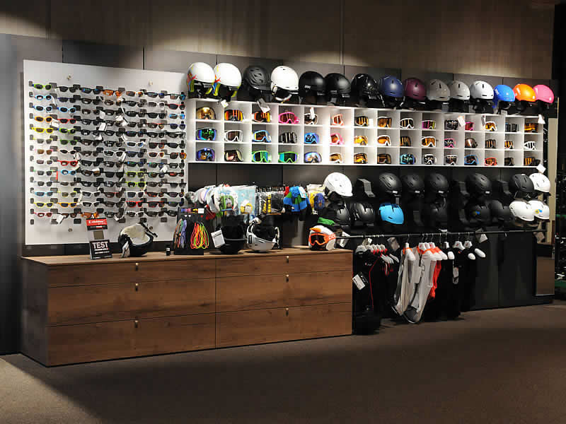 Ski hire shop Sport & Mode Natter, Talstation Bergbahnen Mellau in Mellau