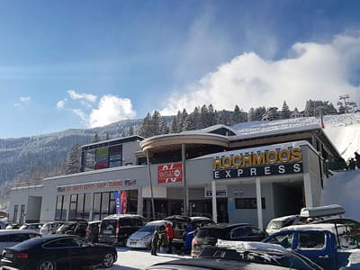 Ski hire shop Hofherr Sport, Lermoos in Talstation Hochmooslift - Mösle 2a