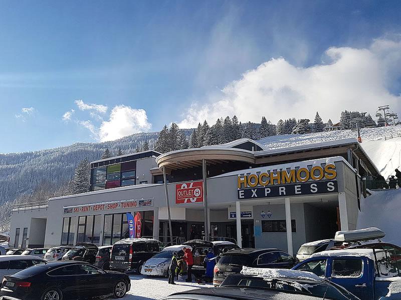 Ski hire shop Hofherr Sport, Talstation Hochmooslift - Mösle 2a in Lermoos