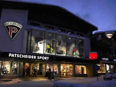 Ski hire shop Sport Patscheider, Serfaus in Untere Dorfstrasse 27