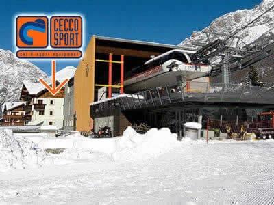 Ski hire shop Cecco Sport, Bormio in Via Battaglion Morbegno, 26
