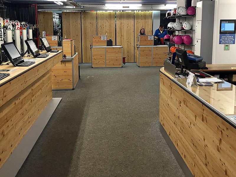 Ski hire shop Rent and go Sestriere, Via Pinerolo, 2 in Sestriere