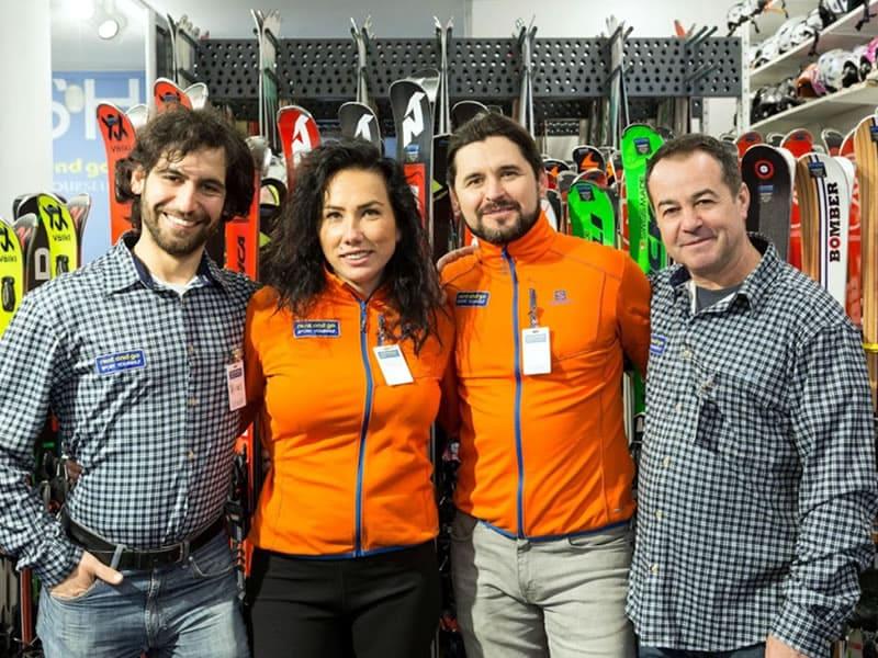 Ski hire shop rent and go Andalo, Via Rindole 3b (Talstation Kabinenbahn) in Andalo