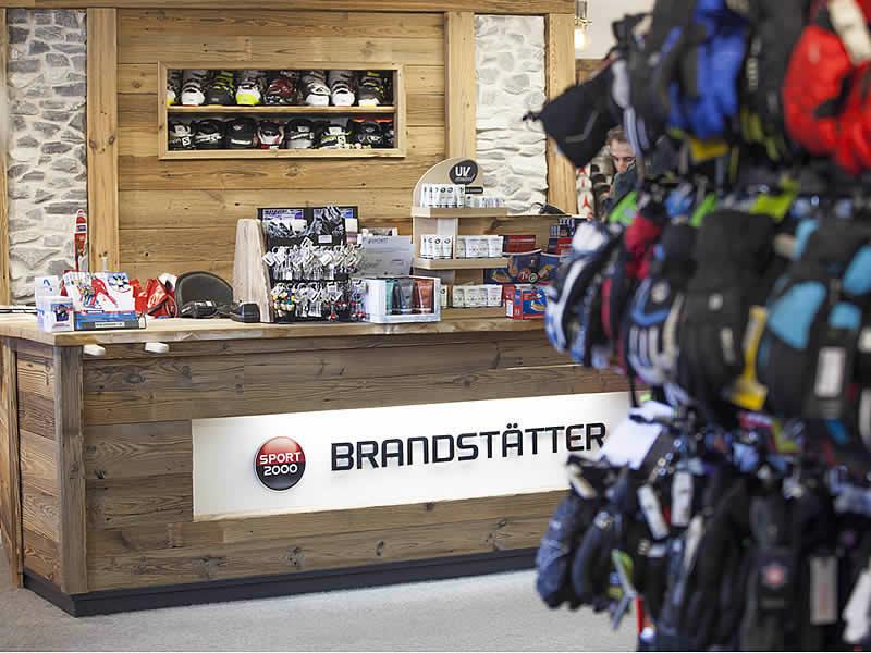 Ski hire shop SPORT 2000 Brandstätter, Weng 149 - Talstation Ikarus in Werfenweng