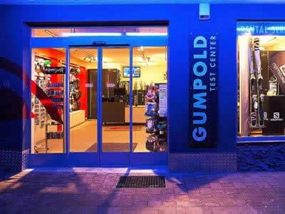 Ski hire shop Gumpold Testcenter, Hinterglemm in Zwölferkogelweg 122 [Neben Hexenhäusl]