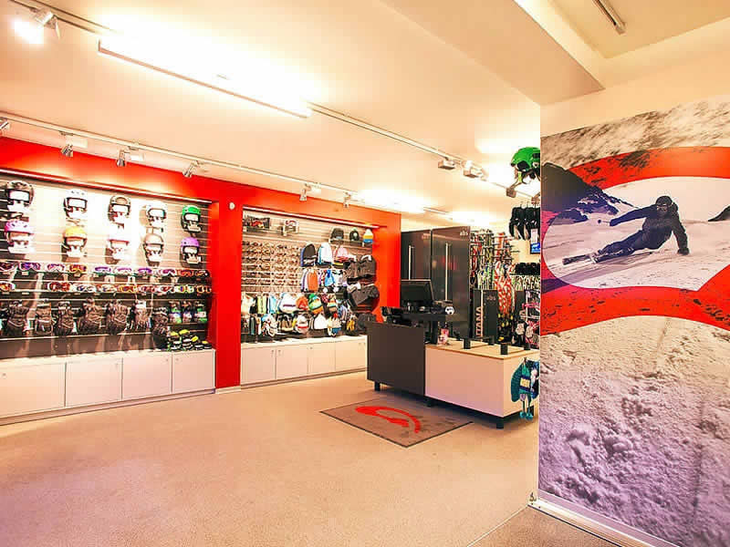 Ski hire shop Gumpold Testcenter, Zwölferkogelweg 122 [Neben Hexenhäusl] in Hinterglemm